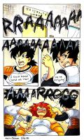DBZ: Mother of Goku - Page 1 by agra19