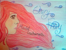 Clary Fray by Raemuffin