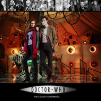 Doctor Who Legacy by PZNS