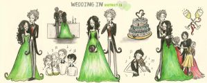 Wedding in 13 by xxIgnisxx