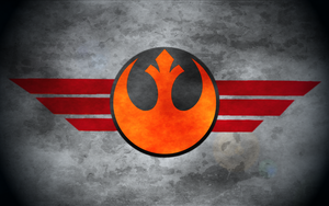Star Wars: The Force Awakens: Resistance Banner by starwars98