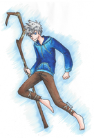 Jack Frost by mikiXtheXgreat