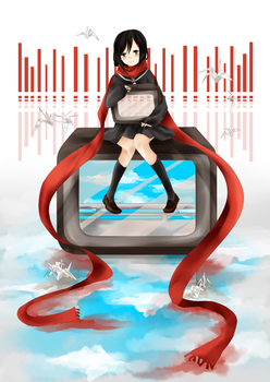 Ayano's Theory of Happiness by chikappi