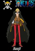 Sanji (Film Z) by sturmsoldat1