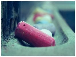 Chalks by AlenYouri