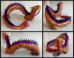 Golden Dragon by iPhysik