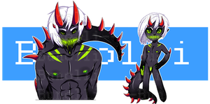 AUCTION: Monster Boy [CLOSED] by bunolli