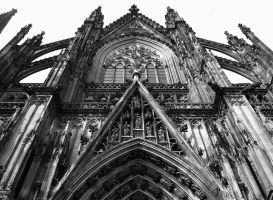 Cologne Cathedral by dog123456