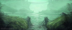 Swamp by ehecod