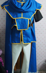 *WIP* Cosplay - Roy - Fire Emblem: Binding Blade by Shadarkness
