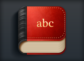 Red Book icon for ios by 4Roy