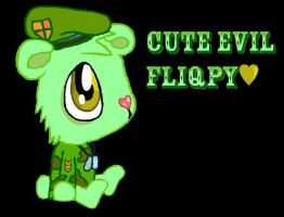 Cute Evil Fliqpy by evilfliqpy
