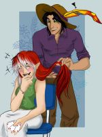 My Kind of Hairday -collab- by The-Other-Molly