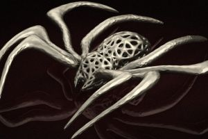Along Came a Spider by JeremyMallin