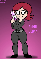 Agent Olivia by ScoBionicle99