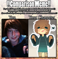 Comparison Meme by 3o2