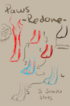 paws tutorial REDONE by Z-A-D-Y