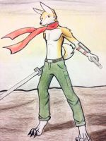 Soldier by InuCloud96