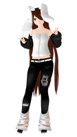MMD Easter Collab :D by Rayne-Ray