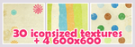 30iconsized + 4big scrapbooky by Tove91