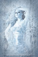 Snow Queen by KseniaKorneychuk