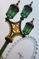 London Eye by mcastiello