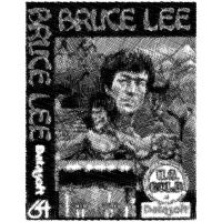 Bruce Lee game cover sketch3 by funkyellowmonkey