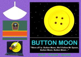 Button Moon by mikedaws