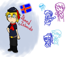 Aland Islands by poi-rozen