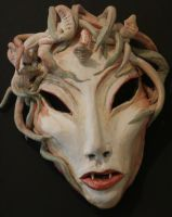 Medusa mask by illmatar