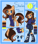 + Shories Ref + by Nayobe