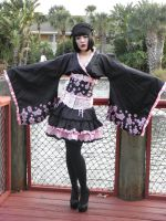 Cherry blossom lolita by Lovelyrosevampress
