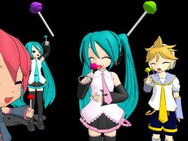 Lollipop land :D by Supersonia