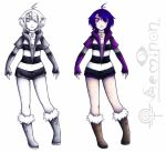 Anemo (Greyscale and Colored Sketch Concept) by Seminon