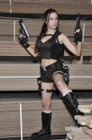 Lara Croft Underworld11 - IGAMES'13 by TanyaCroft