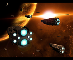 UNSC Battlegroup by Dan1025