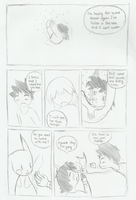 The Little Mermaid Page 1 by xmizuwaterx