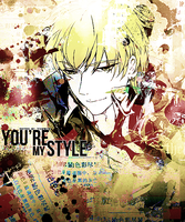 You are my style by Yuni-chii