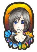 Xion by PunkyGothic