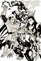 2099 Group by TisGrief