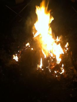 Bon fire by MARGO-was-here