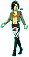 Hanji (Full Body) by RANDOM-drawer357