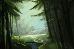 1hr Forest by 8kx