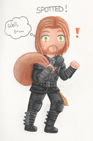 Comm - Chibi Brynjolf by Juliana1121