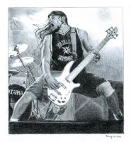 Robert Trujillo by Polaris279