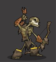 DoTA Allstars: Bone Fletcher by hangemhigh13