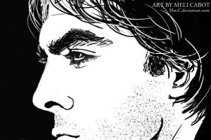 Damon Salvatore 2 by Mrs-C