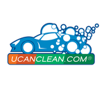 Logo Design: U Can Clean by SmithByDesign