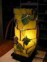 Vine Lamp by Michi-sama
