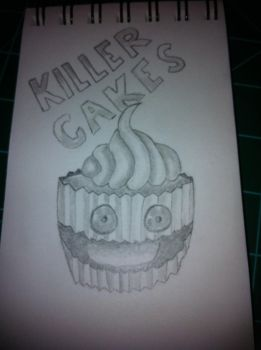 Killer Cupcake by 1311CL